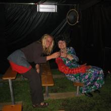 Münchhausen 3 Margo en Annie